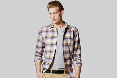 مدل لباس مردانه UNIQLO 6