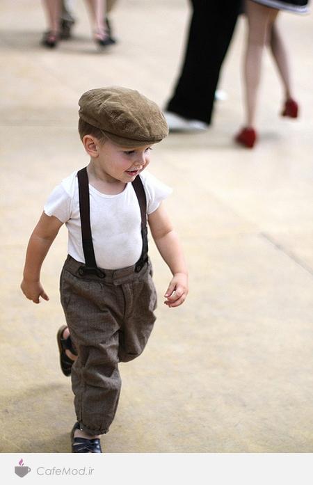 مدل لباس پسرانه اسپورت