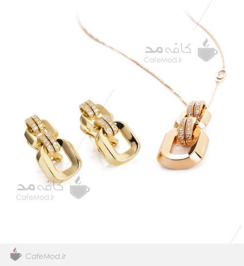 مدل طلا و جواهرات