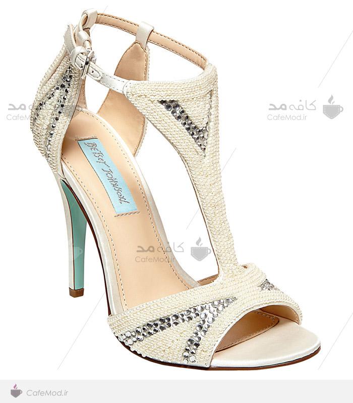 مدل کفش زنانه Betsey Johnson