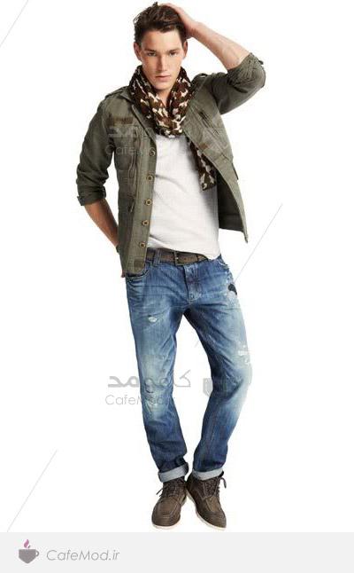 مدل لباس مردانه بهاری