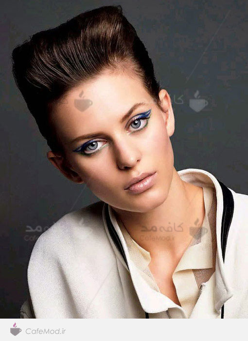 مدل جدید آرایش چهره