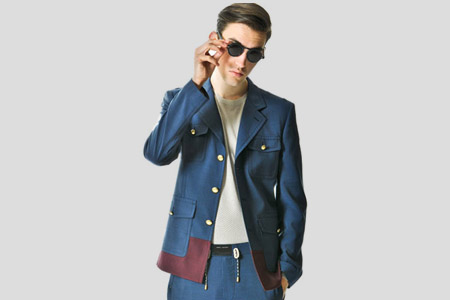 مدل لباس مردانه Marc Jacobs 7