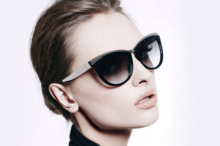 مدل عینک آفتابی Alexander McQueen 9