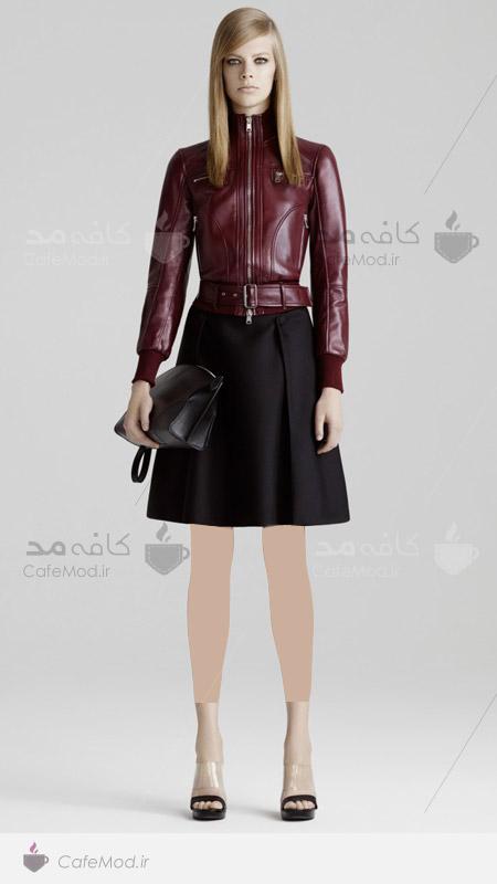 مدل لباس زنانه Alexander McQueen