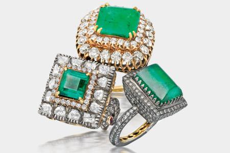 مدل زیورآلات هندی Amrapali Jewels 11