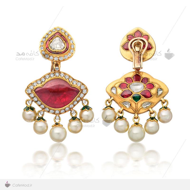 مدل زیورآلات هندی Amrapali Jewels