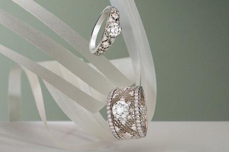مدل انگشتر عروس  7