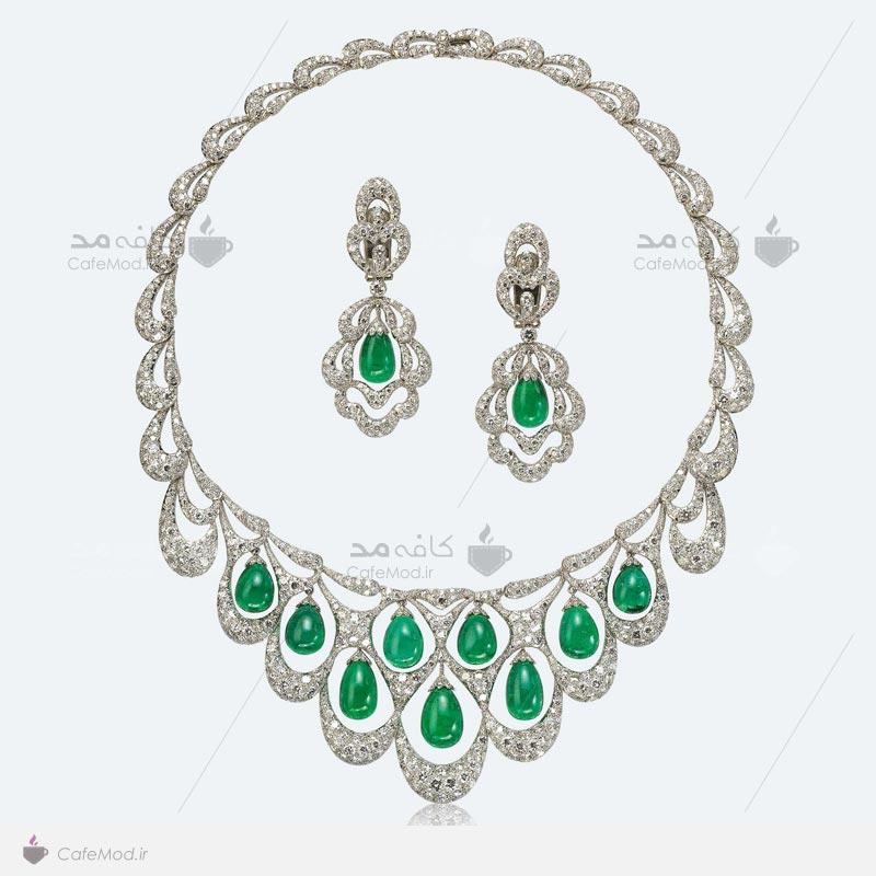 مدل جواهرات Buccellati