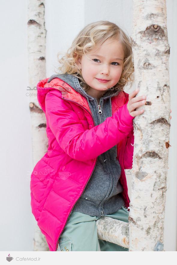 مدل لباس دخترانه chillnorway&zara