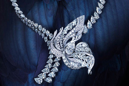 مدل جواهرات De Beers 11