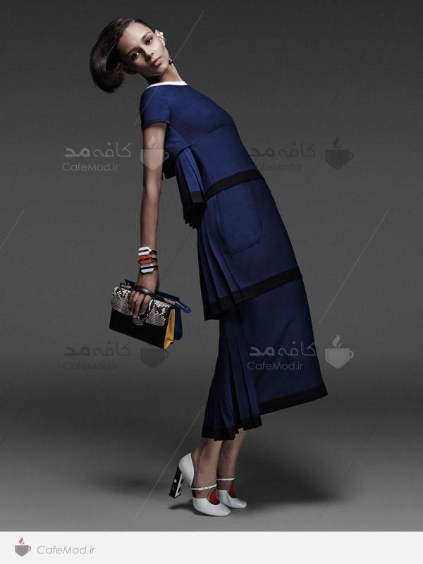 مدل لباس زنانه Fendi