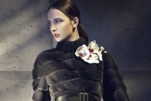 مدل لباس زنانه خزدار