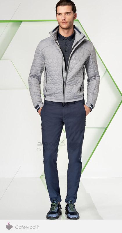 مدل لباس مردانه اسپرت HugoBoss