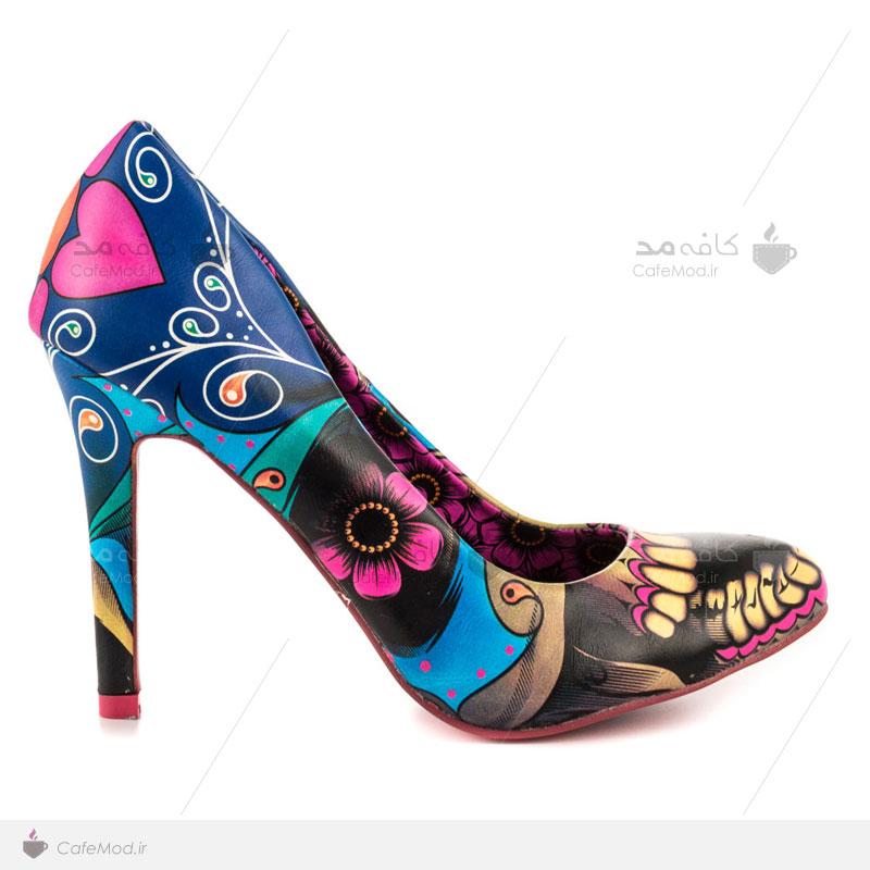 کفش مجلسی زنانه برند Iron Fist