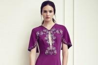 مدل لباس مجلسی بلند 2015
