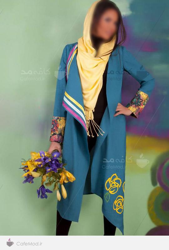 مدل مانتو بهاری