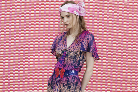 مدل لباس زنانه Matthew Williamson 10