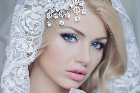 مدل مو عروس جدید 11