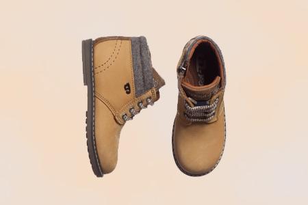 مدل کفش پسرانه
