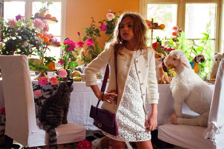 مدل لباس دخترانه 12