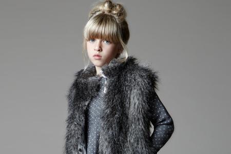 مدل لباس دخترانه زمستانه 7