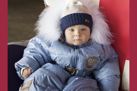 مدل لباس نوزادی زمستانه 9