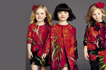 مدل لباس دخترانه DOLCE&GABBANA 10