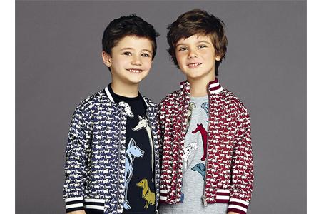 مدل لباس پسرانه DOLCE&GABBANA 10