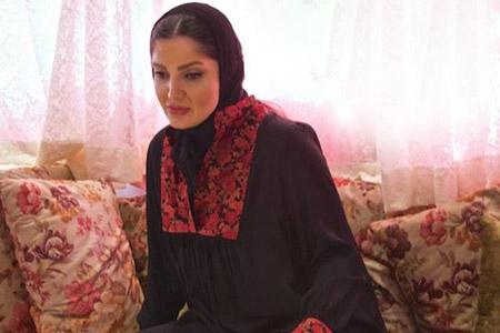 مدل لباس زنانه مزون قاجار 10
