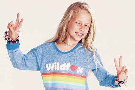 مدل لباس دخترانه WILD FOX 10