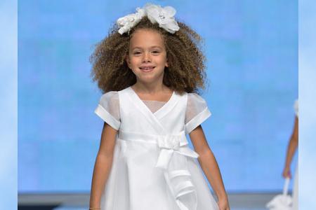 مدل لباس عروس دخترانه 8