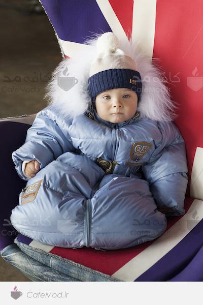 مدل لباس نوزادی زمستانه