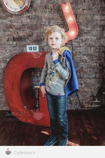 مدل لباس پسرانه DIOR&CHOUPETTE