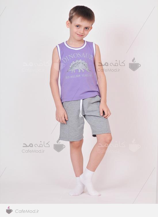مدل لباس پسرانه DINOSAUR