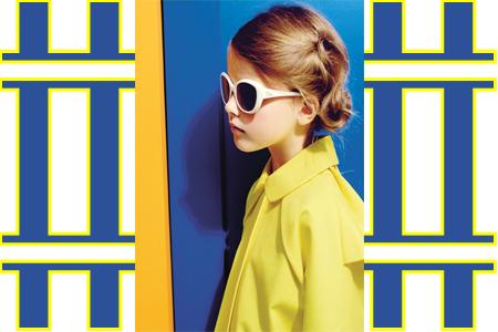مدل لباس دخترانه DIOR 2015