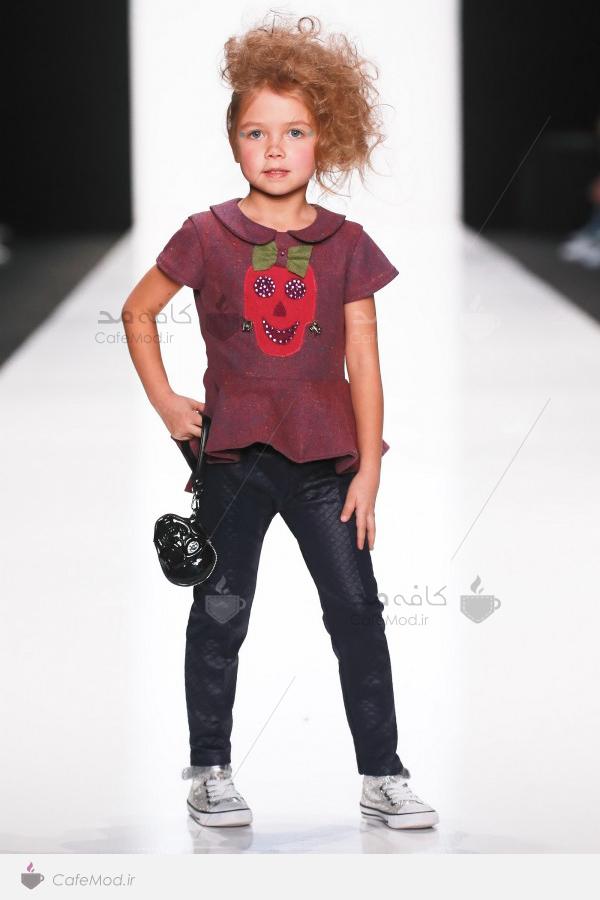 فشن شوی لباس دخترانه 2015