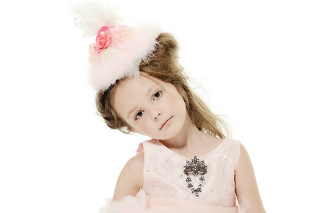 مدل کلاه دخترانه 8