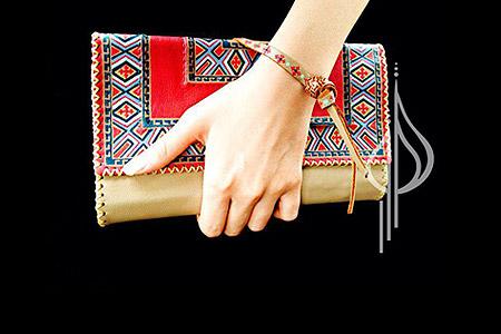 مدل کیف چرم برند ایرانی