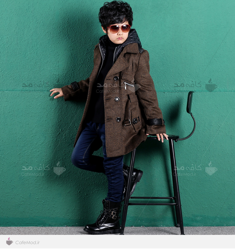 مدل لباس زمستانه پسرانه TOMYSASA