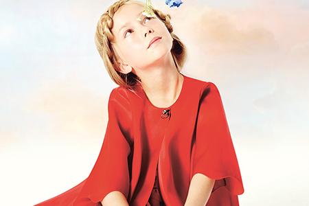 مدل لباس دخترانه DIOR - WILD FOX 10