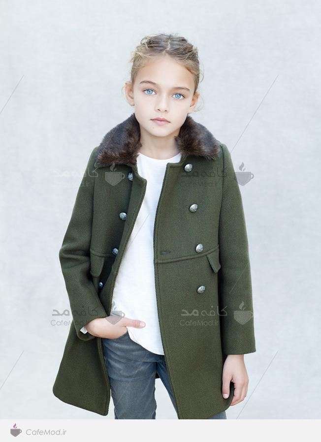 مدل لباس دخترانه zara&dior