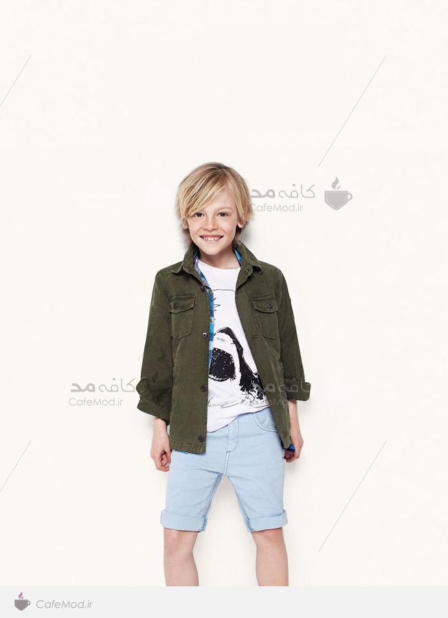 مدل لباس پسرانه zara&dior