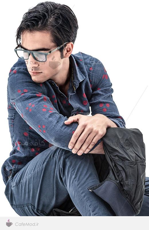 مدل لباس مردانه Armani