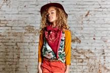 مدل لباس دخترانه Bohemian