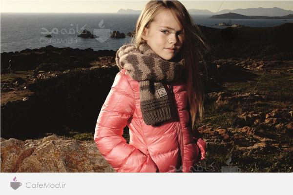 مدل لباس دخترانه پسرانه Brest