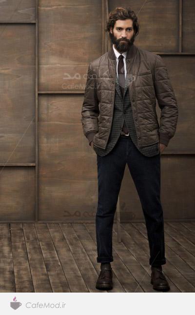 مدل لباس مردانه زمستانی