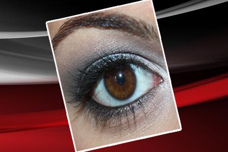 آموزش آرایش چشم بسیار زیبا 2