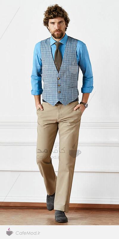 مدل لباس مردانه Chester & Peck