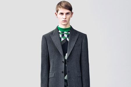 مدل لباس مردانه Christopher Kane 8